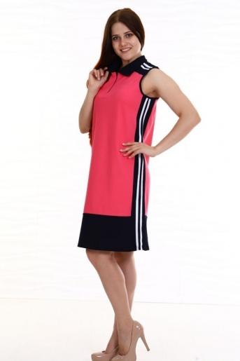 Платье в спортивном стиле (Фото 2)