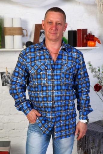 Рубашка мужская фланель - Злата