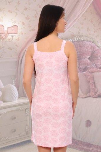 Сорочка Марсель (N) (Розовый) (Фото 2)