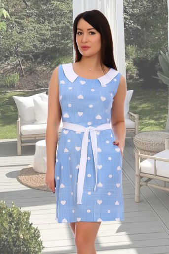 Платье 3965 (N) (Фото 2)