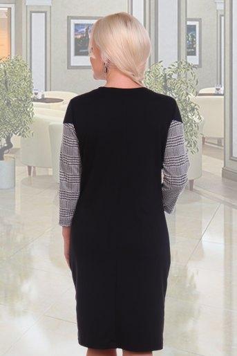 Платье Пикадилли (N) (Черный) (Фото 2)