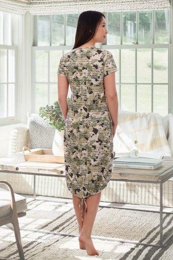 Платье Милитари (N) (Камуфляж) (Фото 2)