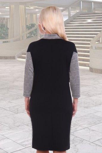 Платье Устинья (N) (Черный) (Фото 2)