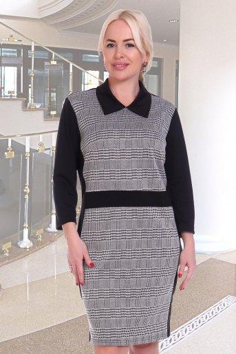 Платье Византия (N) (Черный) - Злата