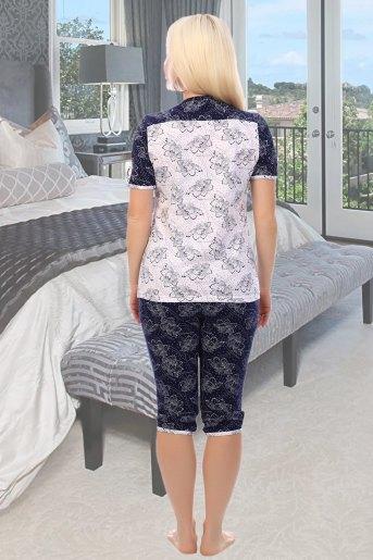 Пижама Фиеста (N) (Белый) (Фото 2)