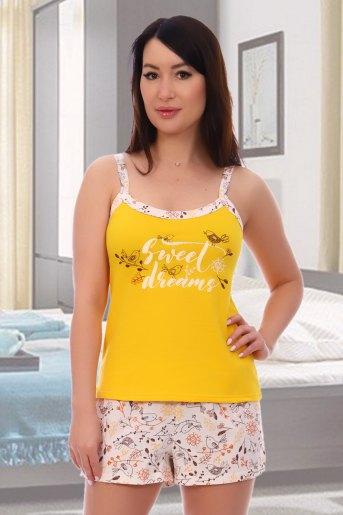 Пижама Кальери (N) - Злата