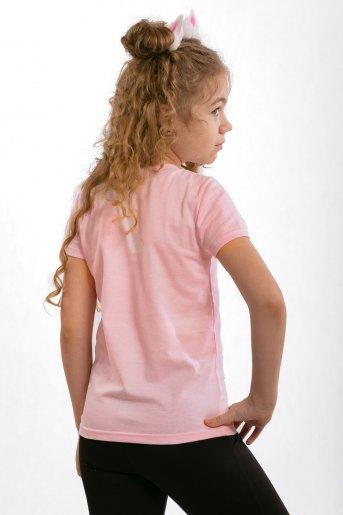 Футболка Блогер детская (N) (Розовый) (Фото 2)