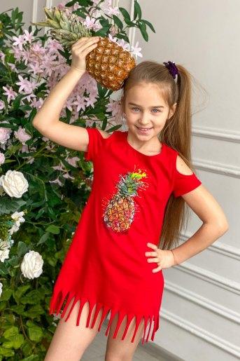 Платье 5055 детское (N) - Злата