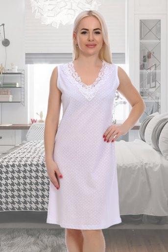 Сорочка Силайн (N) (Белый) - Злата