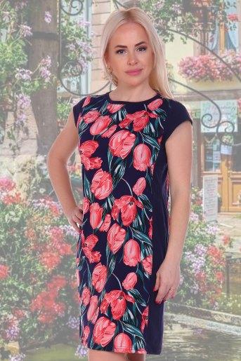 Платье География (N) (Фото 2)