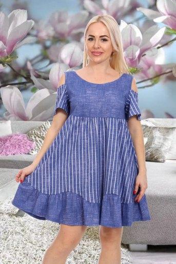 Платье 7150 (N) (Джинс) - Злата