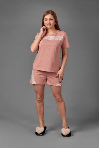 Женская пижама ЖП 041 (T) (Чайная роза) - Злата