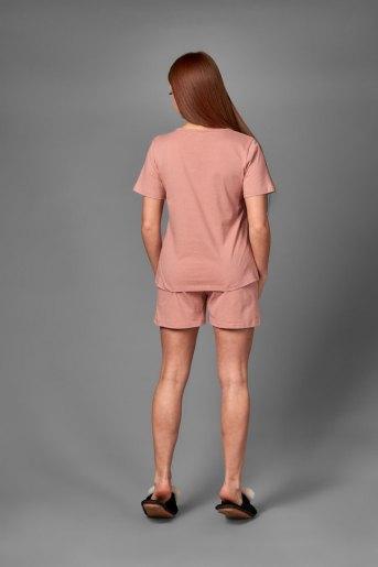 Женская пижама ЖП 041 (T) (Чайная роза) (Фото 2)