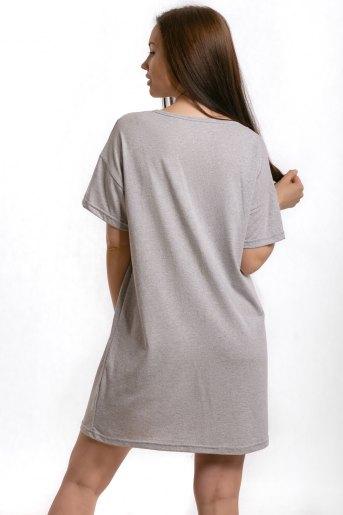 Сорочка Калгари (N) (Серый) (Фото 2)