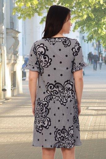 Платье 10333 (N) (Белый) (Фото 2)