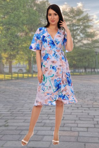 Платье 10335 (N) (Василек) - Злата