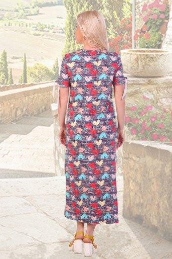 Платье 10480 (N) (Сердечки) (Фото 2)