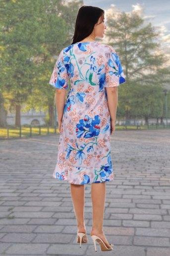 Платье 10335 (N) (Василек) (Фото 2)