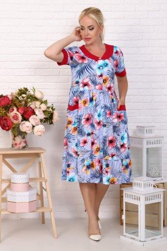 Платье 3643 (N) (Фото 2)