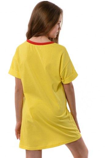 Туника Вкусняшка детская (N) (Желтый) (Фото 2)