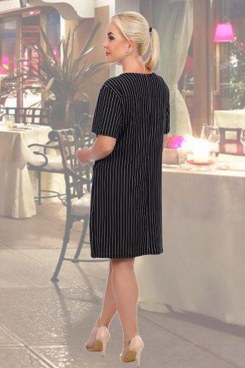 Платье Ирония (N) (Черный) (Фото 2)