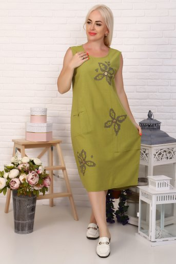 Платье 3488 (N) (Фото 2)