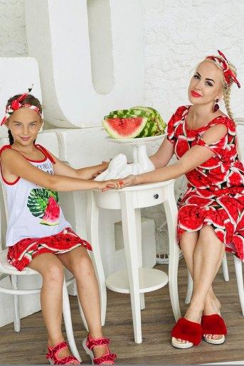 Костюм 5068 детский (N) (Арбузы) (Фото 2)