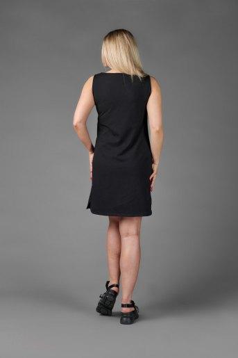 Платье П 777 (T) (Черный) (Фото 2)