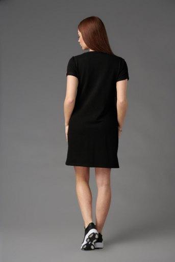 Платье П 779 (T) (Черный) (Фото 2)