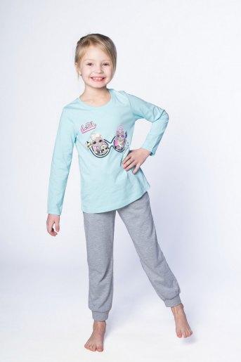 Пижама 22706 детская (N) (Бирюза) - Злата