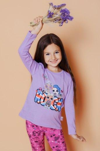 Футболка 22717 детская (N) - Злата