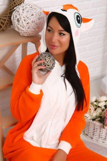 Комбинезон Фокс (N) (Оранжевый) (Фото 2)