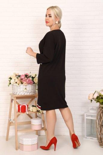 Платье 10359 (N) (Черный) (Фото 2)