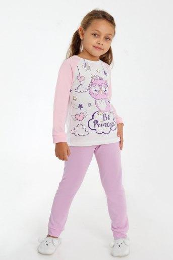 Пижама Юна детская (N) (Светло-розовый) - Злата