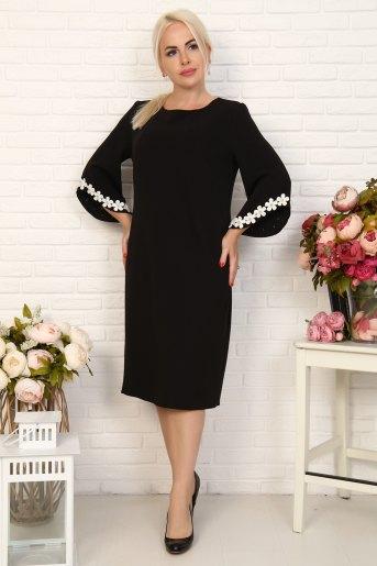 Платье 10361 (N) (Черный) - Злата