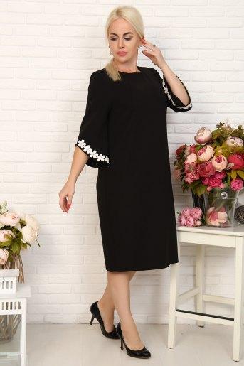 Платье 10361 (N) (Черный) (Фото 2)