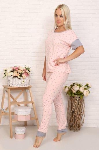 Пижама 22502 (N) (Розовый) - Злата
