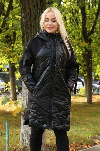 Куртка 22123 (N) (Черный) - Злата