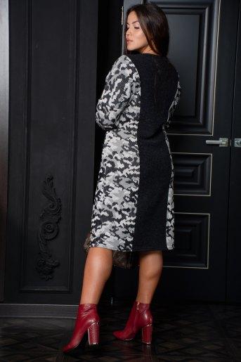 Платье 7248 (N) (Черный) (Фото 2)