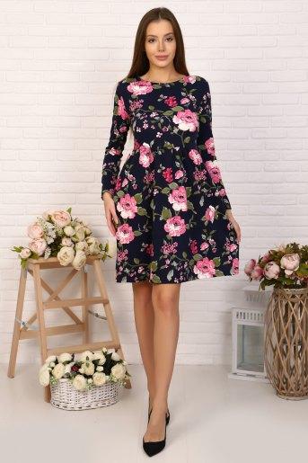 Платье 10508 (N) (Цветок) - Злата