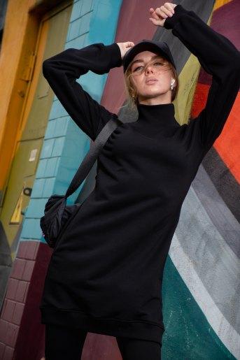 Платье 24402 (N) (Черный) - Злата