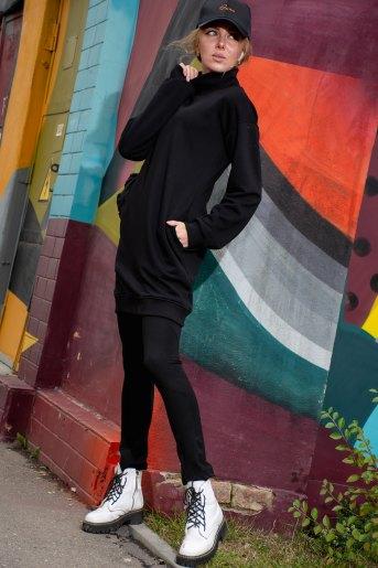 Платье 24402 (N) (Черный) (Фото 2)