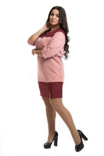 """780 Платье """"розовый"""" (ST) (Фото 2)"""