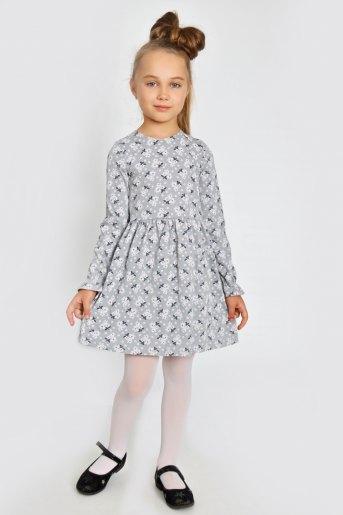 Платье Натуся детское (N) (Серый) - Злата