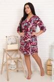 Платье 10520 (N) (Бордо) (Фото 1)