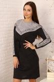 Платье 2647 (N) (Антрацит) (Фото 1)