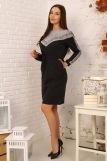 Платье 2647 (N) (Антрацит) (Фото 3)
