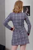 Платье 4421 (N) (Серый) (Фото 2)
