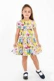 Платье Ануш детское (N) (Белый) (Фото 1)