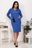 Платье 25004 (N) (Синий) (Фото 1)